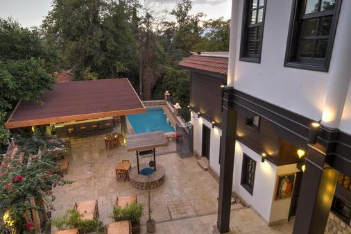 Kosa Butik Otel - Antalya - Patio