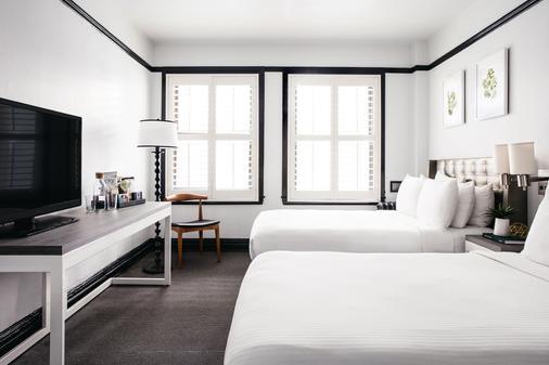 Tilden Hotel - San Francisco - Bedroom