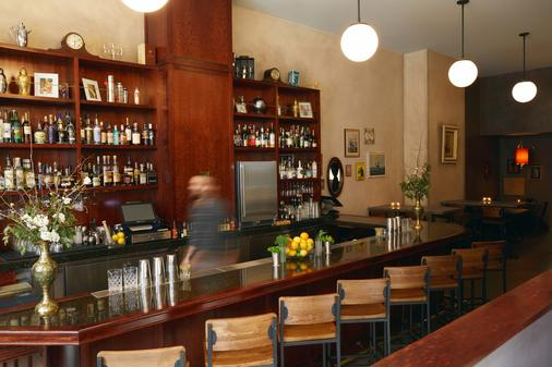 Tilden Hotel - San Francisco - Bar