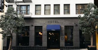 Tilden Hotel - San Francisco - Edificio