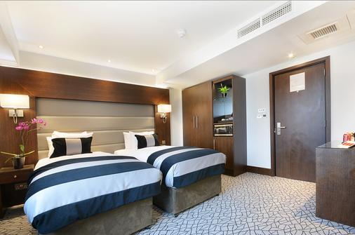 Paddington Court Rooms - Λονδίνο - Κρεβατοκάμαρα