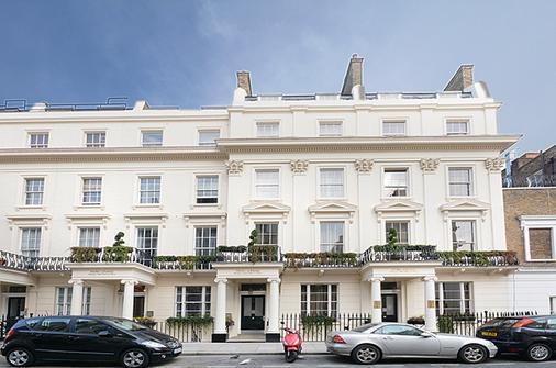 Paddington Court Rooms - Λονδίνο - Κτίριο