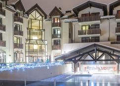Hôtel Le Refuge Des Aiglons - Chamonix-Mont-Blanc - Bâtiment