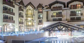 Hôtel Le Refuge Des Aiglons - Chamonix - Edifício