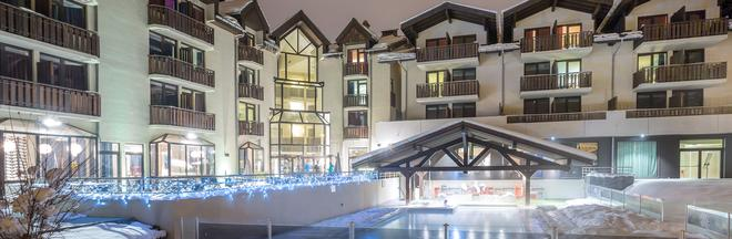 Hôtel Le Refuge Des Aiglons - Chamonix - Rakennus