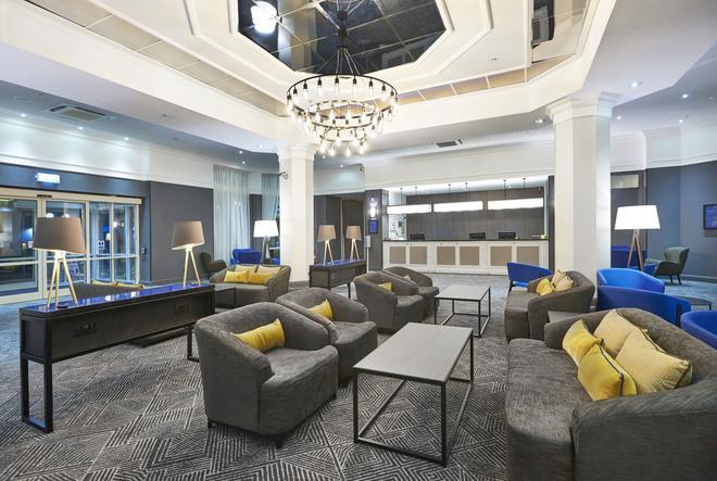 DoubleTree by Hilton Dartford Bridge - Dartford - Sala de estar