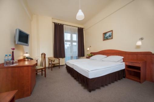 Hotel Polonia - Wrocław - Makuuhuone