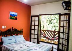 Pousada Recanto Dos Tangaras - Juquei - Bedroom