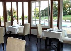 Hôtel La Grande Bruyère - Touffréville - Restaurant