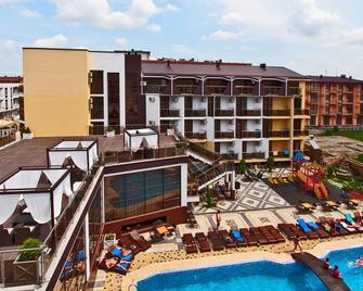 Hotel Pontos - Ανάπα - Κτίριο