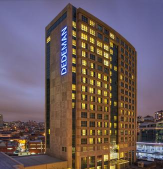 Dedeman Bostanci Istanbul Hotel & Convention Center - Istanbul - Bygning