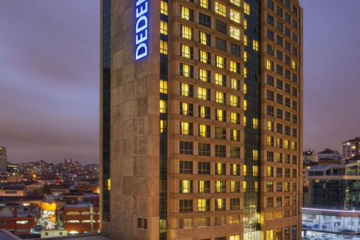 Dedeman Bostanci Istanbul Hotel & Convention Center - Istanbul - Building