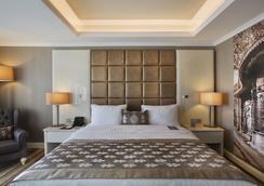 Dedeman Bostanci Istanbul Hotel & Convention Center - İstanbul - Yatak Odası