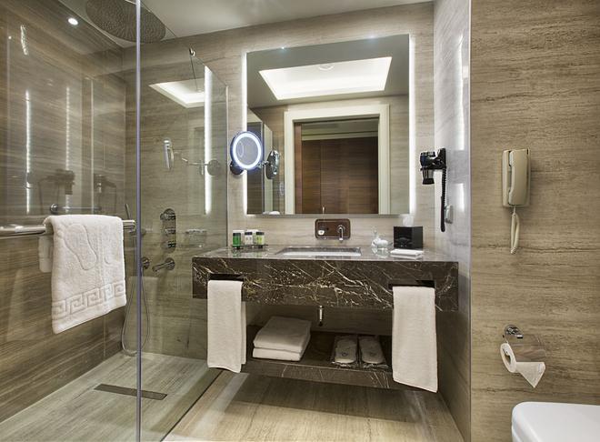 Dedeman Bostanci Istanbul Hotel & Convention Center - Istanbul - Bathroom