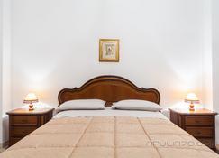 Apulia 70 Holidays - Polignano a Mare - Makuuhuone