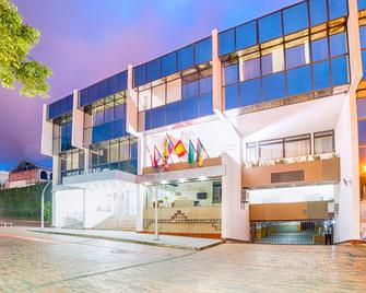 Hotel Arizona Suites - Cúcuta - Building