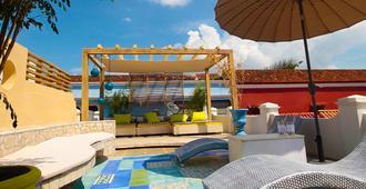 Casa Logos Hotel Boutique - Cartagena - Mái nhà