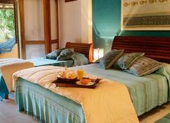 Hotel Pousada Coqueiros - Arraial d'Ajuda - Bedroom