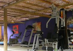 Hotel Pousada Coqueiros - Arraial d'Ajuda - Gym