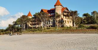 Zamek Neptun - Łeba - Gebäude