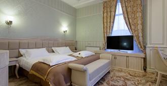 Hotel Happy Inn - Sankt Petersburg - Schlafzimmer