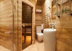 Hotel Happy Inn - Saint Petersburg - Bathroom