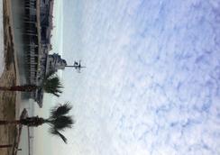 Capri Beach Hotel - Corpus Christi - Außenansicht