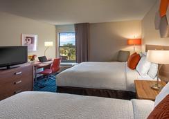 Fairfield Inn by Marriott Las Vegas Convention Center - Las Vegas - Bedroom