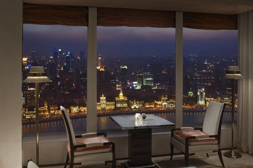 The Ritz-Carlton Shanghai Pudong - Shanghai - Balcony