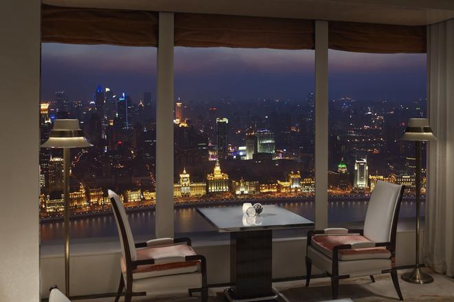 The Ritz-Carlton Shanghai Pudong - Shanghai - Parveke