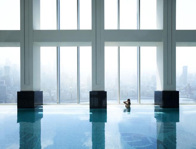 The Ritz-Carlton Shanghai Pudong - Shanghai - Pool