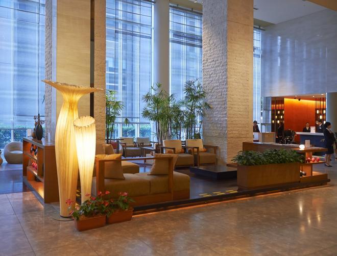ホテルサンルートプラザ新宿 - 東京 - ロビー