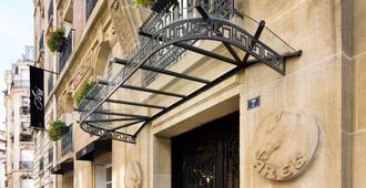 Hotel Ares Eiffel - Париж - Здание