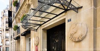 Hotel Ares Eiffel - Pariisi - Rakennus