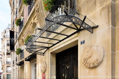 艾菲爾鐵塔酒店 - 巴黎 - 巴黎 - 建築