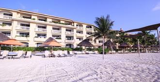 All Ritmo Cancun Resort & Water Park - Cancún - Building