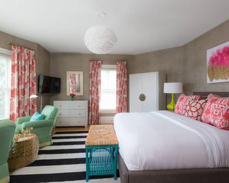 The Sydney - Edgartown - Bedroom