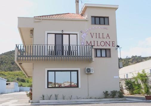 Villa Milone - Crotone - Building
