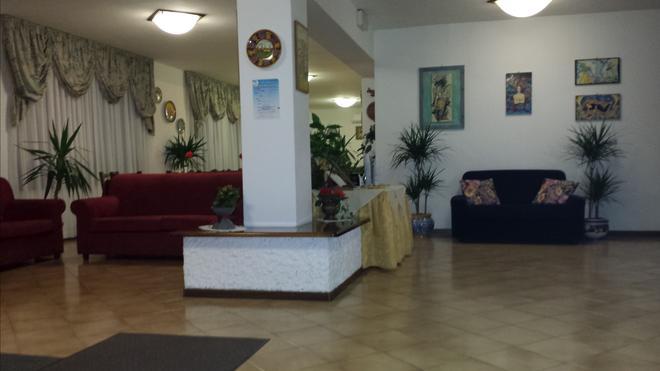 Hotel Ginevra - Rio Marina - Lobby