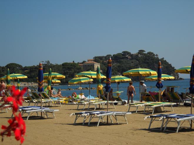 Hotel Ginevra - Rio Marina - Beach