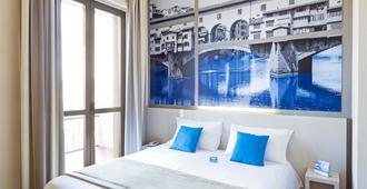 B&B Hotel Firenze Novoli - פירנצה - חדר שינה