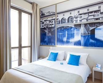 B&B Hotel Firenze Novoli - Firenze - Soveværelse
