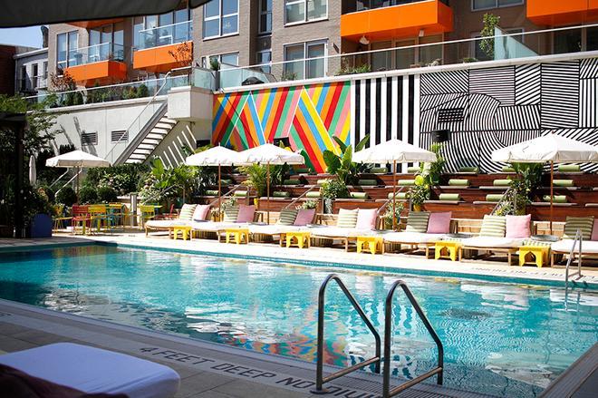 Mccarren Hotel & Pool - Brooklyn - Pool