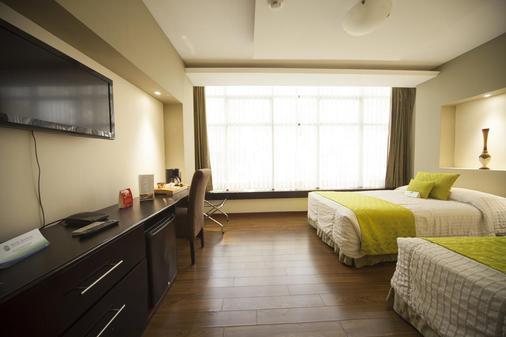Ramada Hotel - Guayaquil - Bedroom