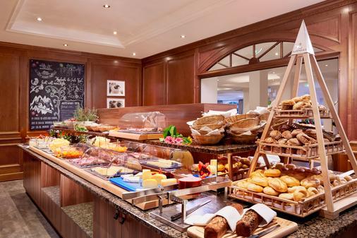 阿爾卑斯之家葛勢泰訥爾達飯店 - 巴特霍夫加施泰因 - 自助餐