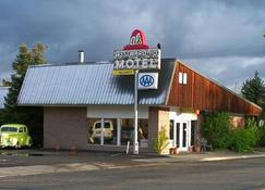 Al's Westward Ho Motel - West Yellowstone - Building