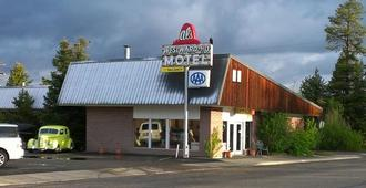 Al's Westward Ho Motel - West Yellowstone - Edificio