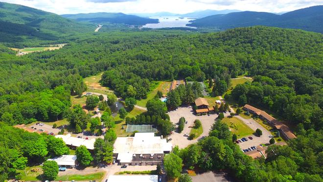 Roaring Brook Ranch Resort & Conference Center - Lake George - Outdoor view