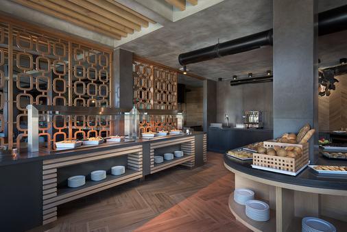 奧林匹克皇宮會議中心度假酒店 - Rhodes (羅得斯公園) - Ialysos - 自助餐