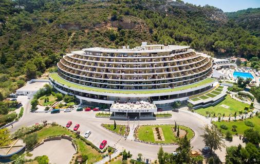 奧林匹克皇宮會議中心度假酒店 - Rhodes (羅得斯公園) - Ialysos - 建築